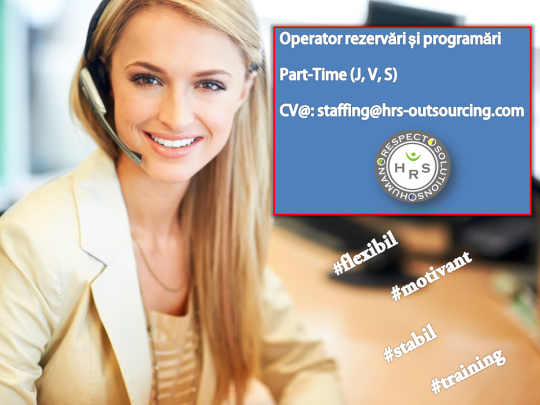 Operator rezervari si programari